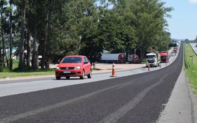 D. Pedro terá obras de recuperação do pavimento no trecho de Valinhos