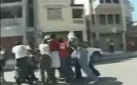 Homem é linchado após matar morador em bairro de Cuiabá, MT - Brasil - iG