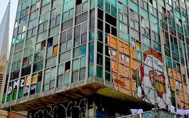 Edifício Wilton Paes de Almeida era um marco da arquitetura paulistana