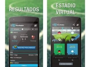 Gratuito e disponível para Android e iOS, 365Scores traz informações em tempo real sobre times, atletas e esportes favoritos do usuário em forma de notificações