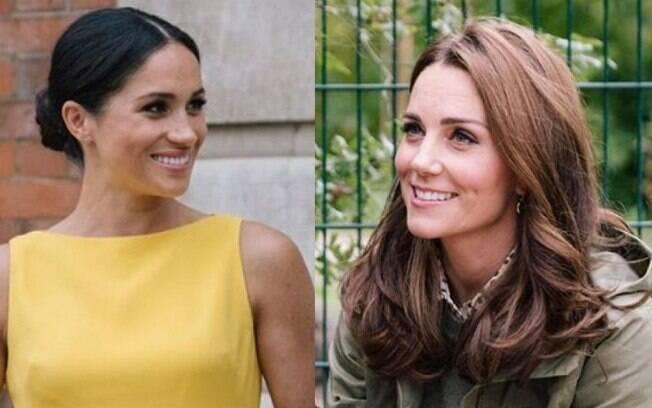 Meghan Markle e Kate Middleton não estariam se dando bem e Duquesa de Sussex e o Príncipe Harry pretendem se mudar