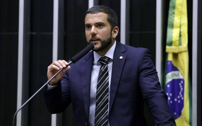 Deputado federal Carlos Jordy (PSL)