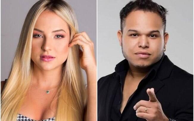 Gabi Martins e Tierry