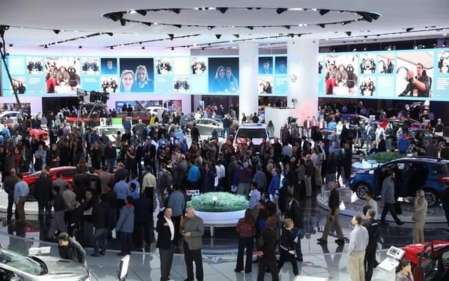Edição de 2021 do Salão de Detroit será substituída por um evento chamado Motor Bella, no final de setembro próximo
