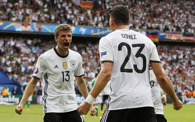 Atual campeã mundial, a Alemanha enfrentará a Eslováquia nas oitavas