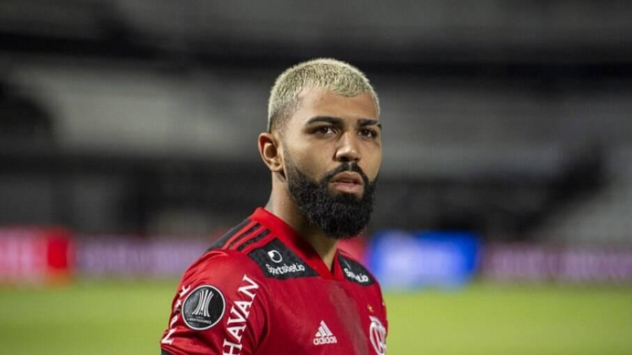 Gabigol foi suspenso por críticas ao futebol brasileiro