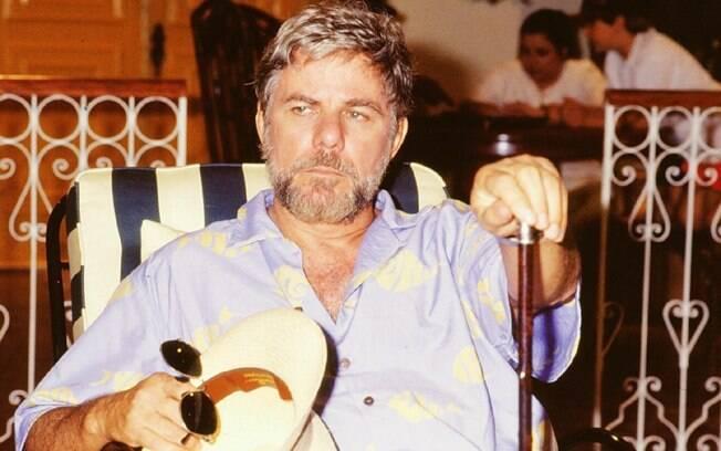 Reginaldo Faria foi o protagonista Cabral na série de 1993