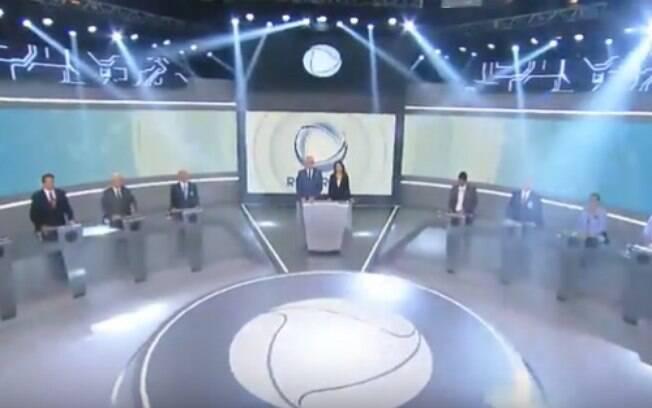 Debate na Record entre os candidatos à Presidência do Brasil aconteceu na noite deste domingo, em São Paulo
