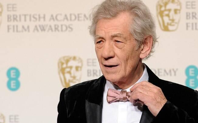 Ian McKellen, o Gandalf de