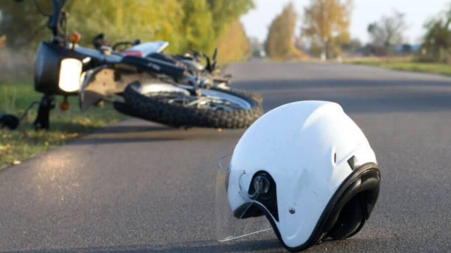 Número de sinistros com motos reduziu somente 7%. em março de 2020 em relação ao mesmo mês deste ano