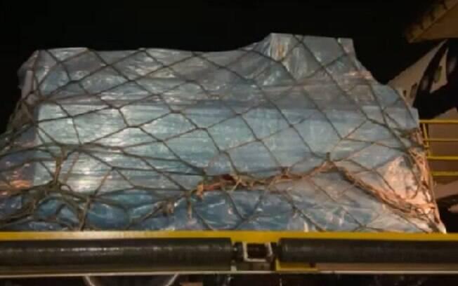 Novos voos saem de Campinas levando 'kit intubação' para 19 estados
