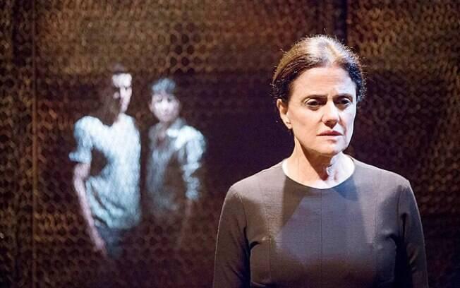 Marieta Severo, protagonista de 'Incêndios'