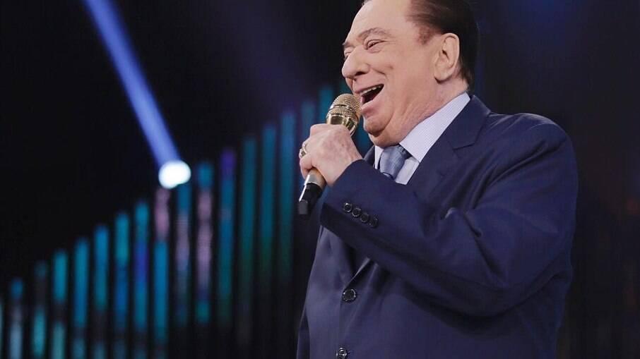 Raul Gil, apresentador de 83 anos
