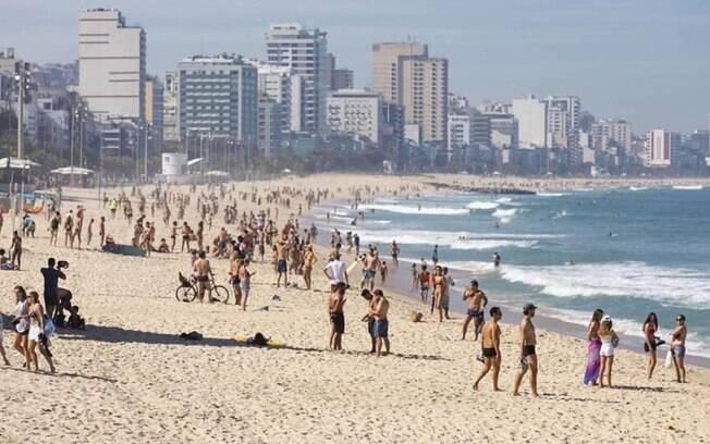 Isolamento no Rio de Janeiro segue em queda
