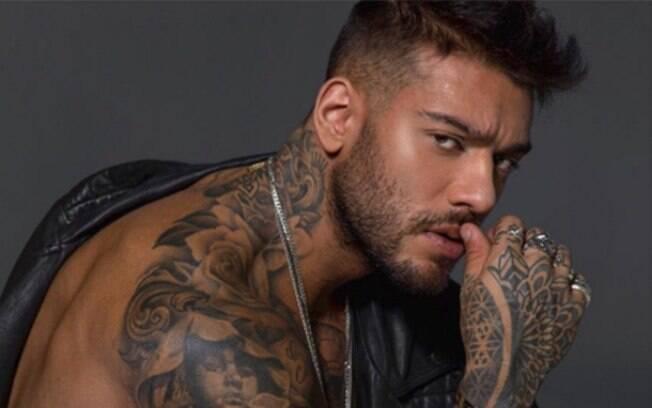 Lucas Lucco teve suposto nude vazado na Internet e tomou medidas drásticas, excluindo publicações do Instagram