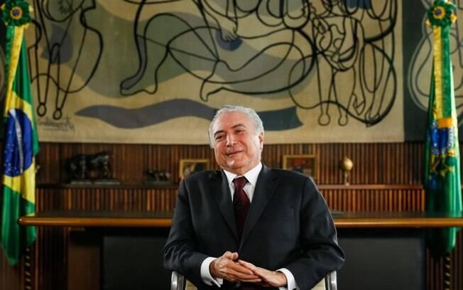 Presidido por Michel Temer, o Brasil ficou em 22º lugar no ranking mundial de felicidade da ONU