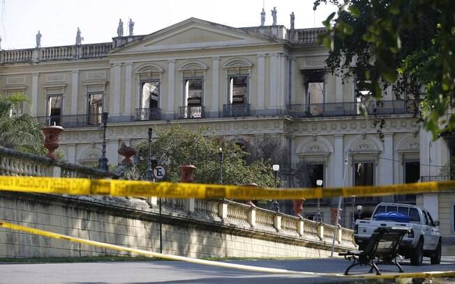 Governo pretende fazer uma campanha internacional para o recebimento de doações de acervo para o Museu Nacional