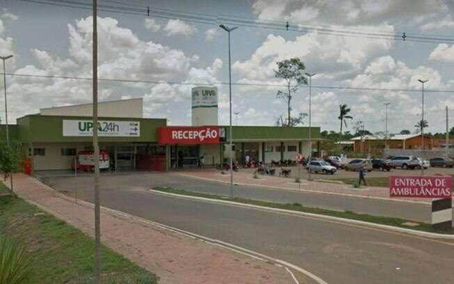 UPA em Rio Branco, onde paciente foi atendida