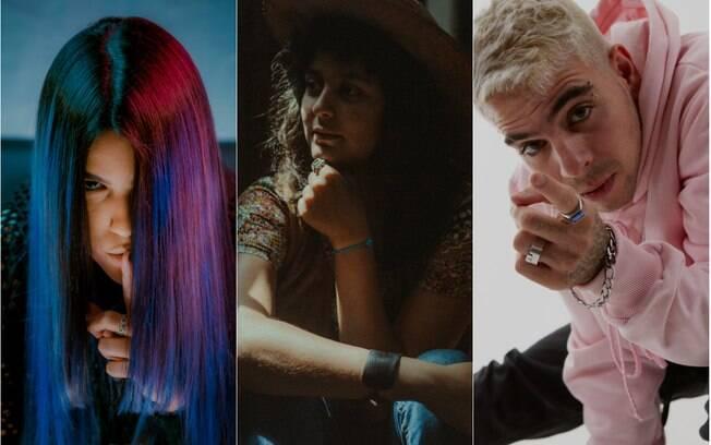 Alexxia, Marília Parente e Renan Pirras: artistas independentes contam como quebram barreiras na música