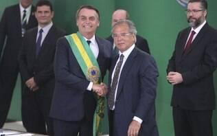 """Bolsonaro e Paulo Guedes são """"best friends"""", garante general Heleno"""
