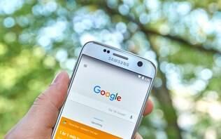 Google está abordando pessoas para coletar fotos de seus rostos