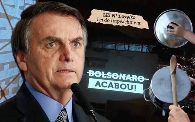 Sete pedidos de impeachment contra Bolsonaro foram apresentados na Câmara