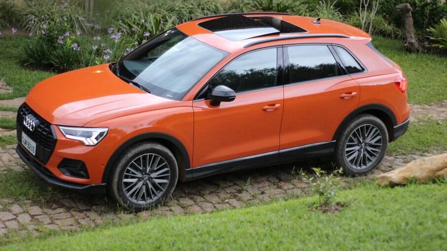 Produzido no Brasil entre 2015 e 2019, Audi Q3 voltou a ser importado da Hungria em sua nova geração