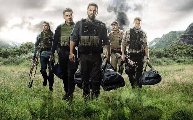 Imagem promocional de Operação Fronteira