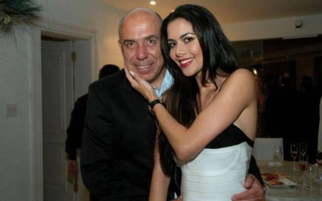 Daniela Albuquerque e Amilcare Dallevo: à espera do primeiro filho