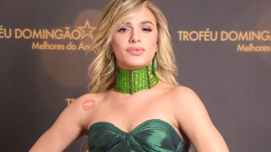 Glamour Garcia relembra relacionamento abusivo