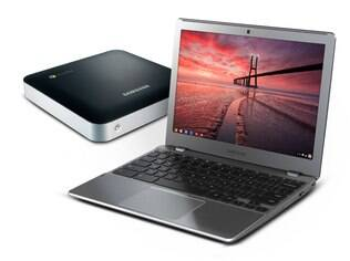 Novo Chromebook e Chromebox, da Samsung: disponíveis só nos EUA e Reino Unido