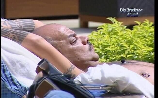 João Carvalho vive a expectativa de encarar o quarto Paredão