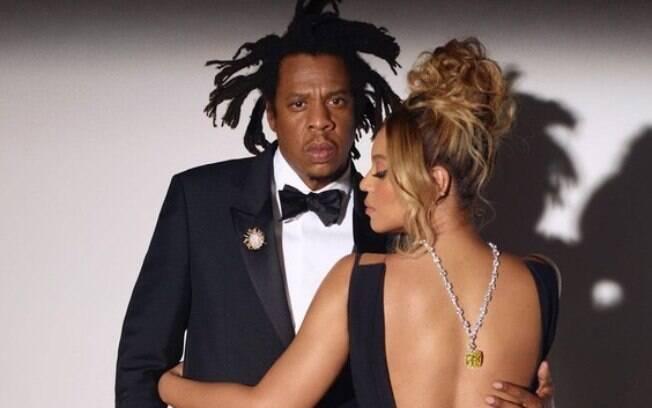 Beyoncé é a quarta mulher a usar o diamante