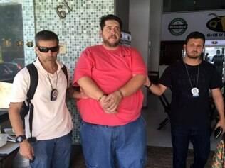 Irmão de Leandro Hassum é preso