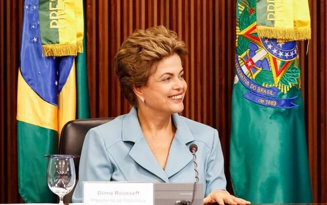 A presidente Dilma Rousseff: decisão do Supremo Tribunal Federal foi celebrada pelo governo
