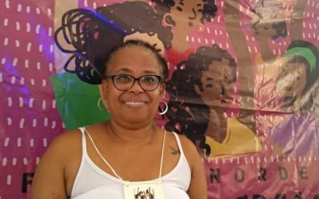 Denize Ribeiro, pré-candidata a vereança em São Feliz, na Bahia