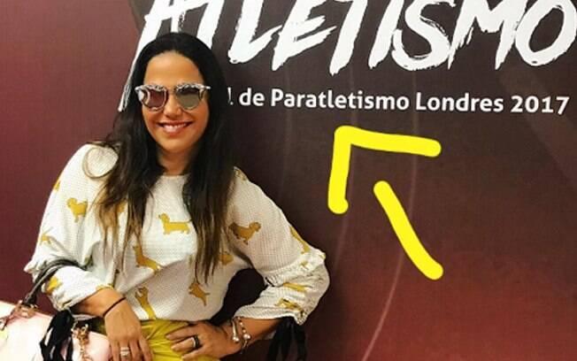 Sandra Teschner prestigia Cerimônia de Convocação da Delegação Paralímpica Brasileira