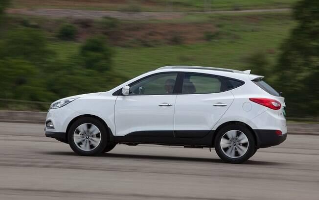 Modelo da Hyundai Caoa é um dos SUVs que menos desvalorizam no Brasil