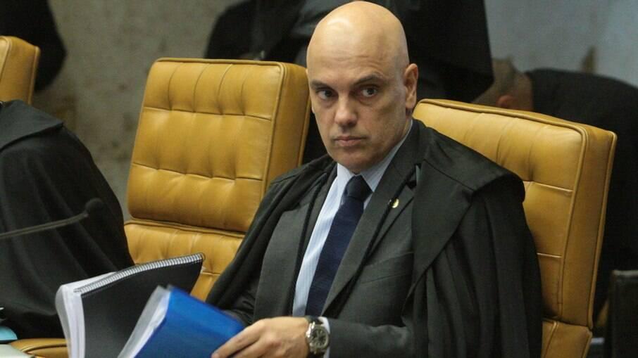 Ministro Alexandre de Moraes (STF)