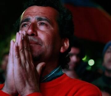 Operação comoveu espectadores no Chile e no mundo