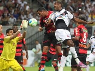 Cariocas ficaram no empate contra o Oeste e perderam chance de se aproximar da ponta da tabela