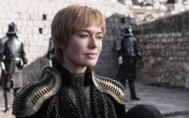 A personagem mais orgulhosa da série é a Cersei Lannister, uma rainha que não se submete a ninguém