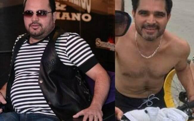 Entre as dietas dos famosos, a da cantor Luciano foi adotar um método chamado PronoKal; o cantor perdeu 39 kg