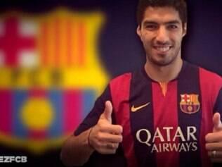 Luis Suárez iniciará treinos no Barcelona nesta sexta-feira