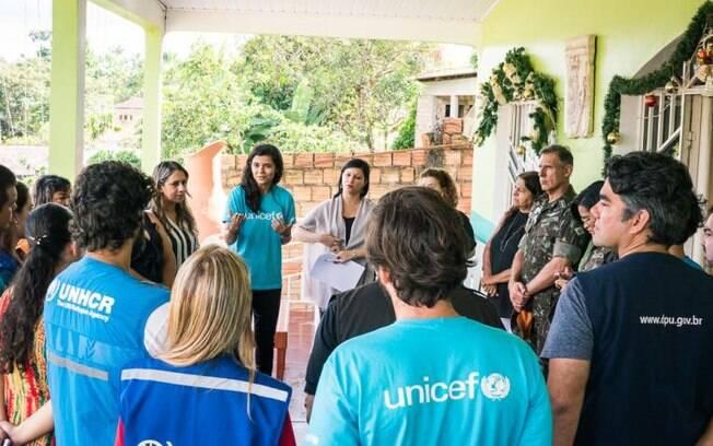 Casa da Passagem acolherá crianças venezuelanas em Pacaraima