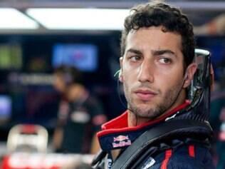 Daniel Ricciardo faz bom trabalho pilotando um dos carros da Toro Rosso