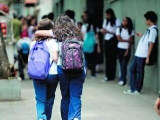 Pesquisa mostrou que 21,2% dos alunos de BH já sofreram bullying