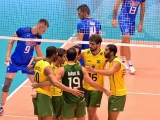 Brasil disputará  fase final em busca do décimo título da Liga Mundial de Vôlei