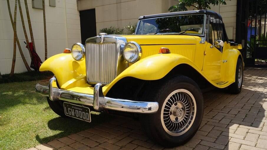 O MP utilizava chassi e motor VW refrigerado a ar e carroceria feita de fibra de vidro, o que o torna leve e livre de ferrugem