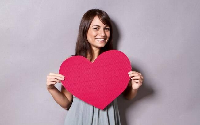 Deixe os sentimentos negativos de lado e encare um novo amor